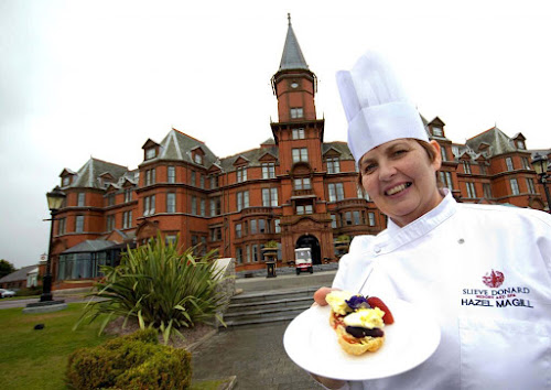 Gerry's Kitchen, 5 Questions, Hazel Magill, Slieve Donard Resort & Spa, Culloden Estate & Spa, Paul McKnight, Hastings Hotels, Gordon Ramsey, Raymond Blanc