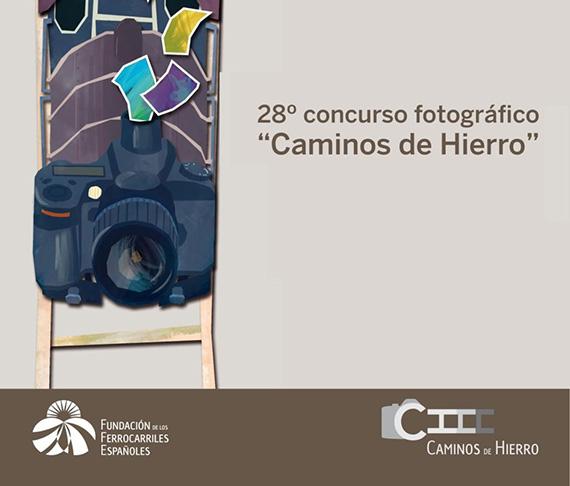 Convocado el 28º concurso fotográfico 'Caminos de Hierro'