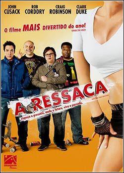 Download - A Ressaca - DVDRip AVI Dual Áudio