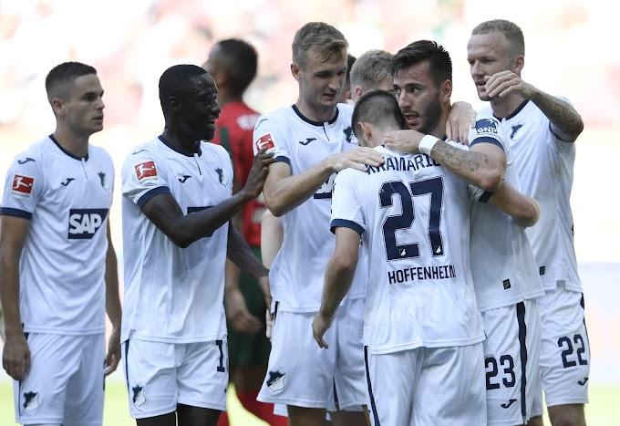 A liderança de Andrej Kramarić dentro do Hoffenheim