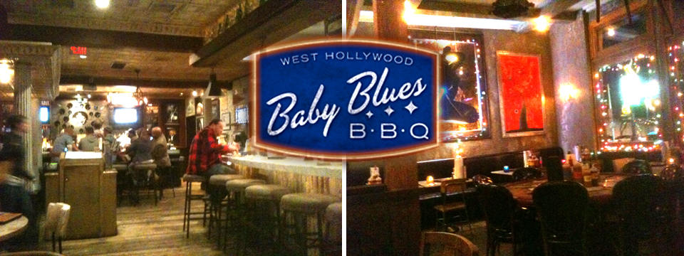 Baby Blues Bbq Santa Monica Blvd West Hollywood 62