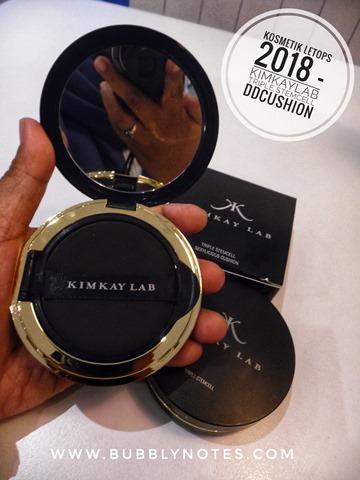 Kosmetik Letops 2018 - KIMKAYLAB Triple Stemcell DD Cushion