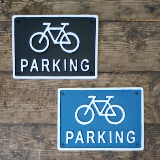ダルトン,アイアン,パーキングサイン,自転車,バイシクル,駐輪場,看板
