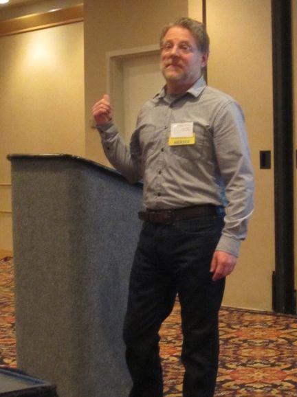 Tony Moore, CSA presenter Flavor Producers