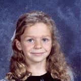 Courtney 2nd grade 2003