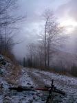 2014-03-15 Przez Gaiki i trawersem nad Kozami