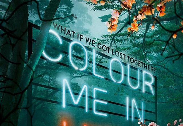 Colour Me In - Lydia Ruffles