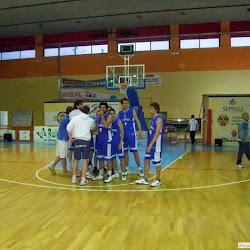 Molise - CNU 2010, Premiazione Basket