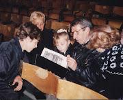 Сын Бута и внучка Олейника - передача эстафеты