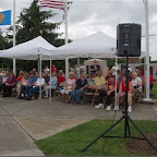 Veterans Day Crowd - Old Hickory,Tenn