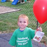 Balloon Launch 2012