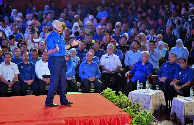 Najib kurang tidur lebih kerja, 'harap undi pun lebih'