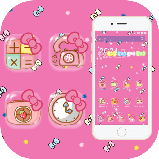 Pink Princess Kitty