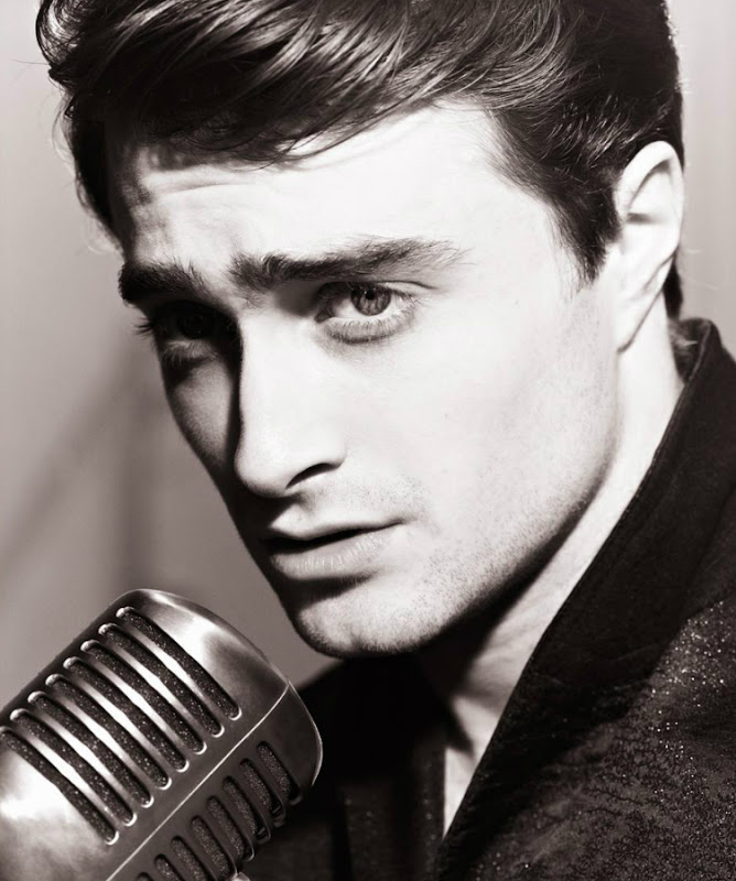Daniel Radcliffe by Mariano Vivanco for BULLETT mag, Feb 2012. Styled by Joseph Episcopo.