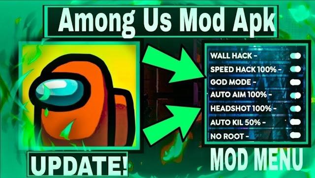 Among Us Mod Menu Apk v2020.9.9 (Mod + Visible Chat+ All unlocked download)