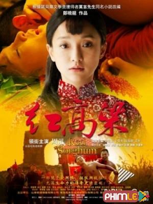 Phim Cao Lương Đỏ - Red Sorghum (2014)