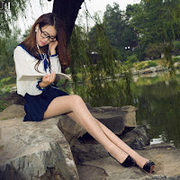LiGui 2014.11.18 网络丽人 Model 语寒 [37P] 000_7440.jpg