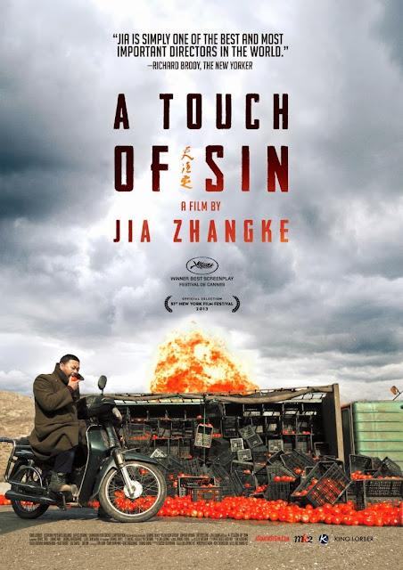 Αίσθηση Αμαρτίας (A Touch of Sin / Tian zhu ding) Poster