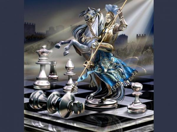 Magical Chess, Mystery