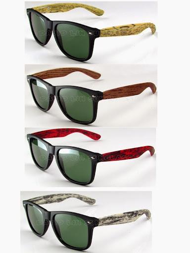 600s/ Eye Glasses Men Wood Sunglasses Fashion Gafas Bam