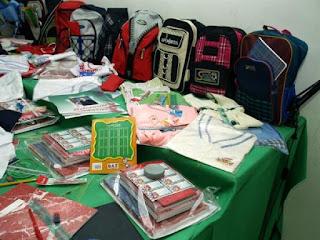 Solidarité scolaire : distribution prochaine de plus de 4.000 trousseaux scolaires aux élèves défavorisés