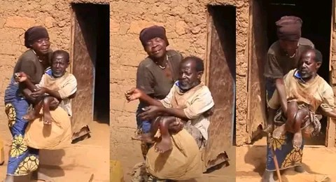 woman narrated how she married a man with a disability