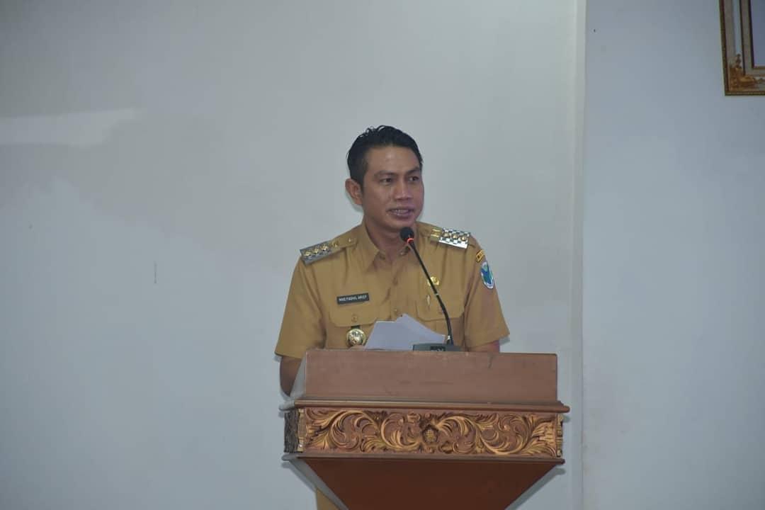 Soal Pungli Rekrutmen PTT, Fadhil : Tanggung Sendiri Akibatnya