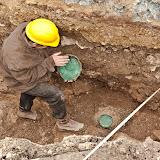 2010.02.16 Fő tér - római kori edények