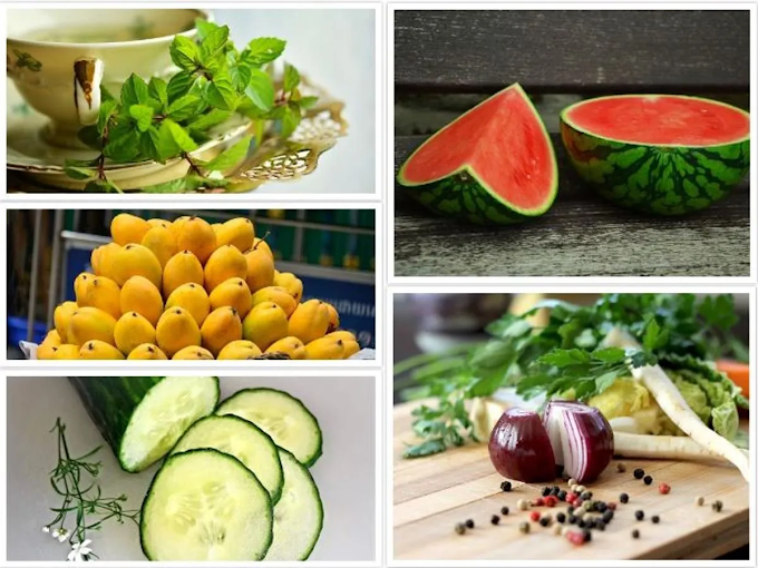 BEAT THE HEAT THIS SEASON WITH EVERYDAY FOOD
