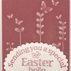 EA0263-F Easter Hello January 2012