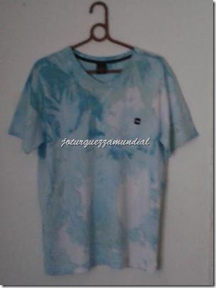 Tie Dye - Camiseta de manga