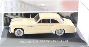 Delahaye 235 coach 1952