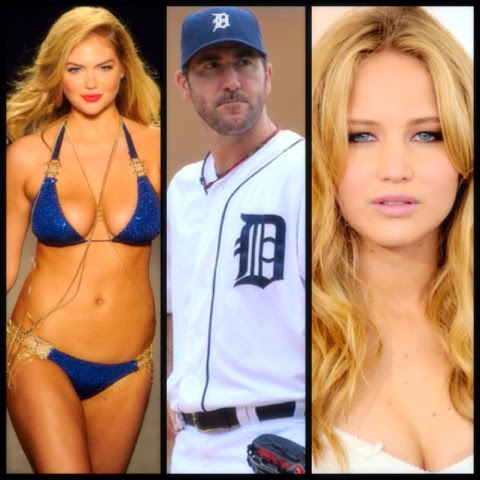 Learn from Kate Upton, Justin Verlander and Jennifer Lawrence