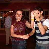 Kristin Hutchins and Dennis Rios at La Casa del Son