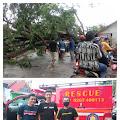 Tiga Desa di Sapu Angin Ribut, Tim Rescue BPBD Bergerak Ke Wadas