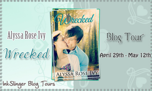 Tour: Guest Post & Giveaway — WRECKED by Alyssa Rose Ivy