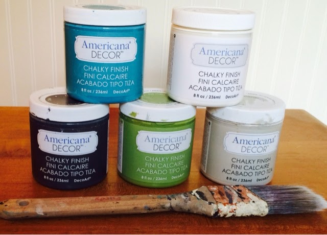 An Honest Review of Americana Decor Chalk Paint
