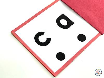 CVC Segmenting Cards for phonemic awareness