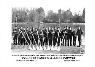 1983-La saison de l'équipe de France
