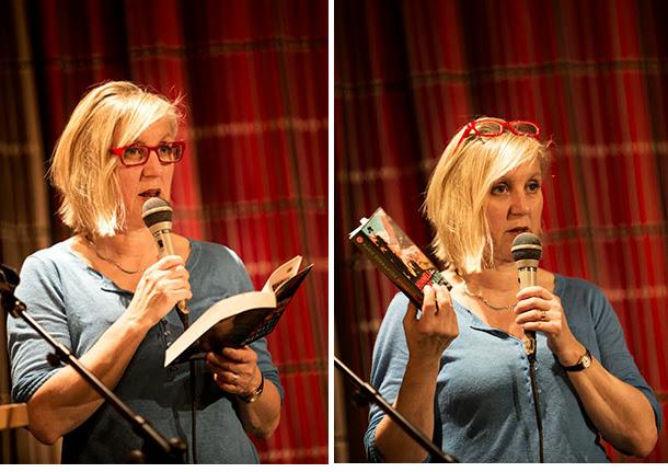 Marie Hermanson. Fotograf: Johan Wingborg