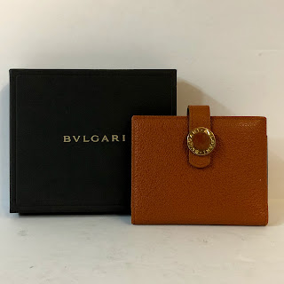 Bvlgari NEW Mini Pocket Diary Cover