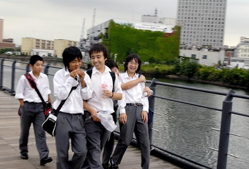 Yokohama Students