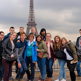 2014 Parijsreis met het 6-de jaar