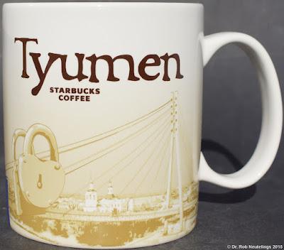 Russia - Tyumen / Тюмень www.bucksmugs.nl