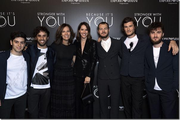 Roberta Armani, Alessandro Cattelan, Ludovica Sauer e Street Clerks - SGP