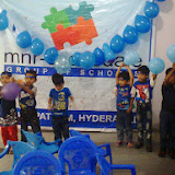 Blue Day Celebrations at Mehdipatnam Branch