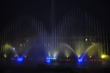Musical Fountain Show - Manila Ocean Park