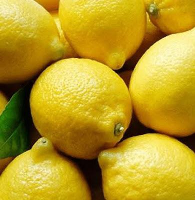 Notas masculinas citricos