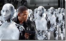 "Il film ""Io Robot"""