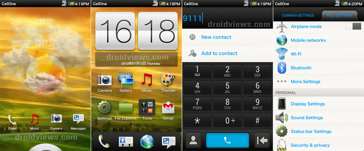 Samsung Galaxy Ace S Si Ace II